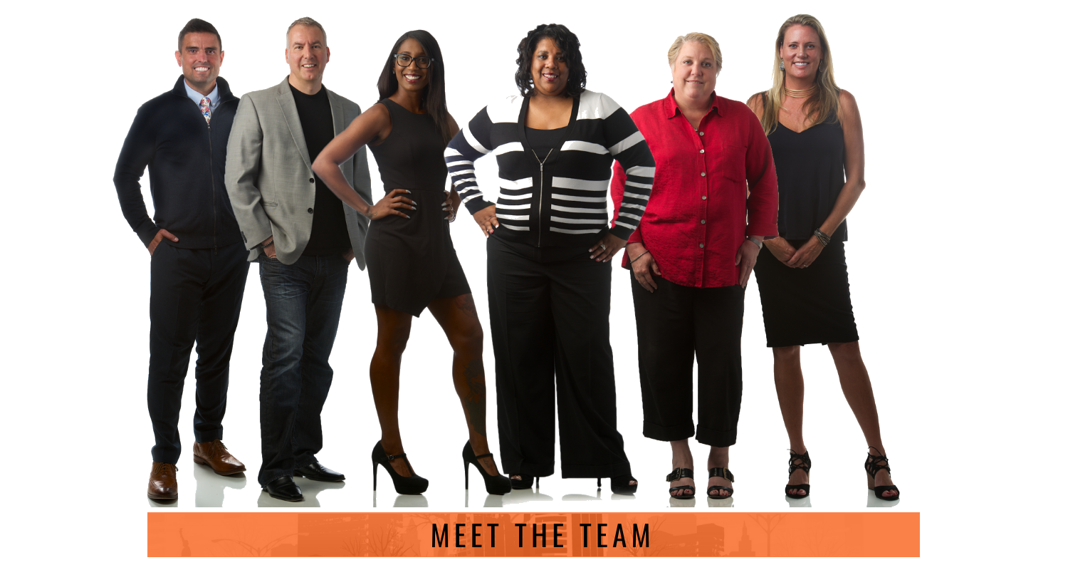 Click here to meet our team members