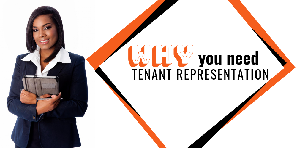 Why do you need tenant representation services?